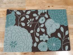 Brown And Blue Bathroom Rugs Light Blue And Brown Bathroom Rugs Creative Bathroom Decoration