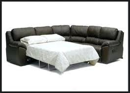 Leather Sectional Sleeper Sofas L Shaped Sleeper Sofa Simple Leather Sectional Sleeper