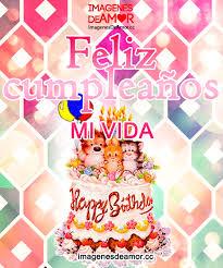 imagenes de pasteles que digan feliz cumpleaños 10 imágenes de feliz cumpleaños mi amor para celebrar el día