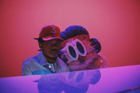 coloring book chance chance the rapper and the coloring book puppets debut same