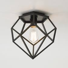Bronze Ceiling Light Young House Love Geometric Diamond Ceiling Light Shades Of Light