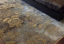 Modern Damask Rug Area Rugs Carpets