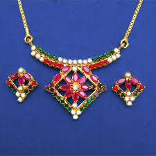 indian touch jewellery traditional yet with a contemporary appeal
