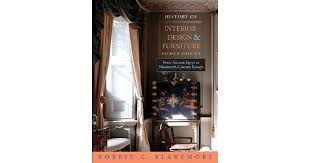 History Of Interior Design Books History Of Interior Design U0026 Furniture From Ancient Egypt To