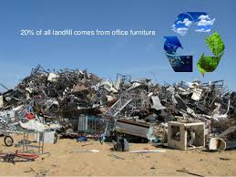Recycling Office Furniture by Ways Your Company Can Go Green With Office Furniture And More