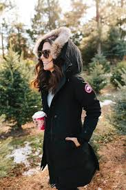 the best parka with a fur lined hood hello fashion blog