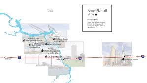 beulah dakota map using coal nd studies energy curriculum
