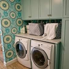 best 25 laundry room wallpaper ideas on pinterest utility room