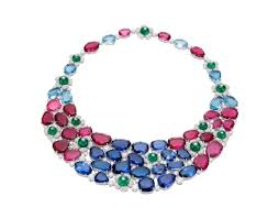 color necklace images Necklace color treasures 262567 bvlgari png