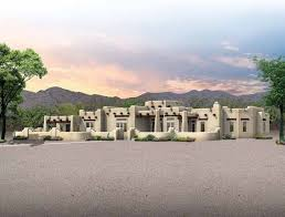 southwestern home plans 13 best floor plans images on architecture adobe