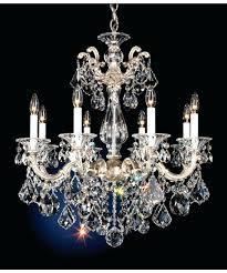 Flush Mount Mini Chandelier Schonbek Mini Pendant Lighting Bagatelle Collection Wide Crystal