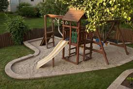 40 creative and cute backyard garden playground for kids gardens