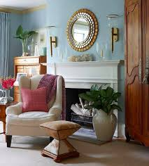 How to Decorate Around a Fireplace
