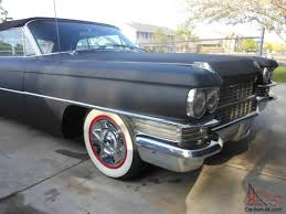 1963 cadillac cadillac deville series 62 convertible rat rod low rider classic
