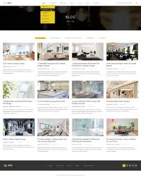Home Interiors And Gifts Website Arc Interior Design Decor Architecture Business Psd Template