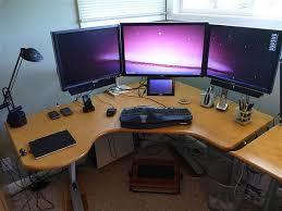 Diy Computer Desk Plans Diy Computer Desk Designs Ideas Cileather Home Design Ideas