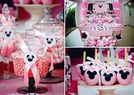 minnie mouse baby shower ideas minnie mouse themed baby shower ideas jagl info