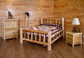 bedroom log bedroom furniture white cedar set astounding pictures