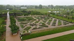 Kansas City Botanical Gardens by Garden Glory In A Rainy Season Powell Gardens Kansas City U0027s