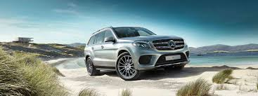 mercedes headlights at night 2018 gls suv mercedes benz canada