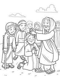 jesus heals a leper jesus heals the sick 10 bible class