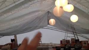 Celing Drapes Ceiling Draping With Fabric And Lights Youtube