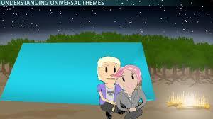 theme question definition universal theme definition exles video lesson transcript