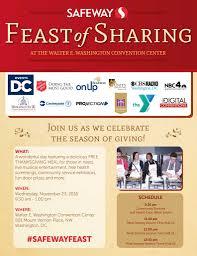 Carolina Kitchen Owner Lance London Feast Of Sharing General Event Flyer 1 791x1024 Jpg