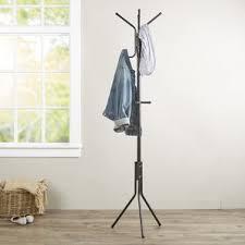 freestanding coat racks u0026 umbrella stands you u0027ll love wayfair
