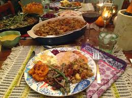 santa monica thanksgiving dinner wisp whim november 2014