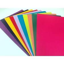 buy pearl metallic card stock assorted colors 10pcs in india