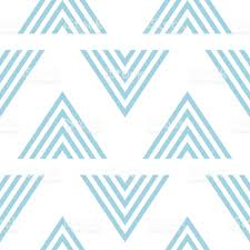 white and blue geometric seamless pattern stock vector more