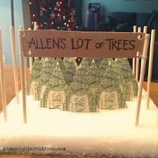 kim knight kreations money christmas tree lot tutorial