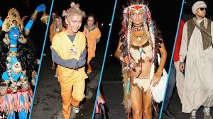 Halloween Costumes 8 Controversial Offensive Celebrity Halloween Costumes