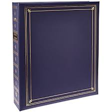 8 by 10 photo albums pioneer photo albums 3 ring bound bay blue leatherette