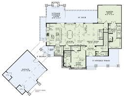 mountain home house plans house plan 110 00972 mountain plan 3 579 square feet 4