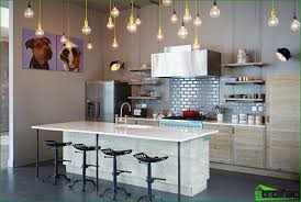 Lights In The Kitchen by Kitchen Without Upper Cabinets 75 Amazing Functional Ideas