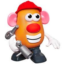 Amazon Potato Head Kit Costume Playskool Potato Head Create Tater Firefighter Spud Kit