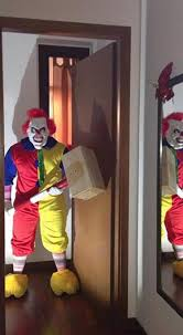 clowns ny killer clown pranksters terrorize unsuspecting victims in italy