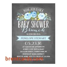 baby shower brunch invitations baby shower brunch invitations free card design ideas