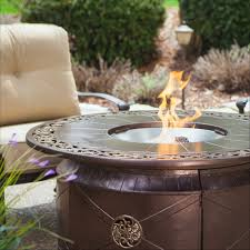 Gas Fire Pit Ring by Firepits Decoration Anchor Fresco Fire Pit Fire Ring Home Depot