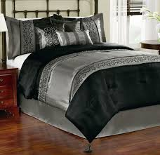 California King Black Comforter King Bed Comforter Set Smartweddingco Pertaining To California