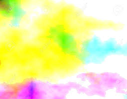 abstract colorful background digital watercolor or blurry mixed