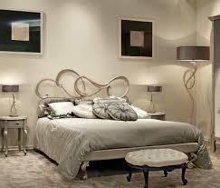 fer forgé chambre coucher tête de lit originale en fer forgé 30 idées inspirantes tetes de