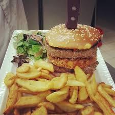 au bureau nimes le potatoes burger picture of au bureau nimes tripadvisor
