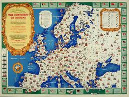 Map Of Eurpoe Map Of Europe 1946 Description U0027the National Savings Pic U2026 Flickr