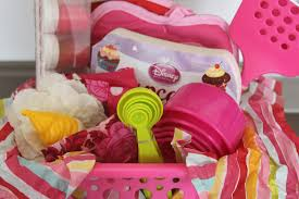 Baking Gift Basket Gift Basket For Kids Who Love To Cook A Spotted Pony