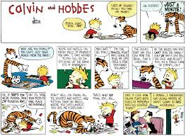 28 years ago calvin u0026 hobbes played monopoly a truly timeless