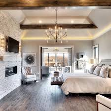 Pinterest Master Bedroom | it s all in the details loving the mix of stone fireplace and