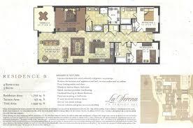 Shores Of Panama Floor Plans La Serena B Floorplan Chuck Barnes